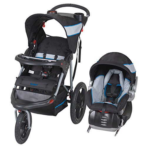 Baby Trend Range Jogger Travel System, Atlantis by Baby Trend