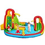 Inflatable Pools With Slides - Best Reviews Guide