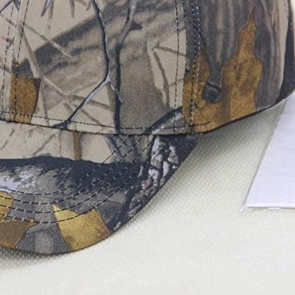 ZSOLOZ Baseball Caps Outdoor Fishing Cap Jungle Baseball Cap Bird Watching Hunt Hat Breathable Cotton Fishing Hat Camouflage Dad Caps