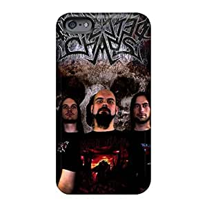 Durable Cell-phone Hard Cover For Iphone 6 (SNI13533jVAP) Provide Private Custom Stylish Morbid Angel Band Skin