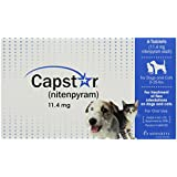 Novartis Capstar Flea Tablets for Dogs