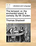 The Tempest, Thomas Shadwell, 1170387101
