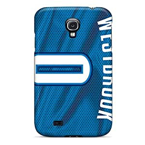 Shock Absorbent Hard Phone Cases For Samsung Galaxy S4 (zjB372qDHq) Allow Personal Design HD Oklahoma City Thunder Skin