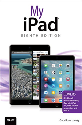 9 for iPad Pro, all models of iPad Air and iPad mini, iPad 3rd/4th generation, and iPad 2) (8th Edition) ()