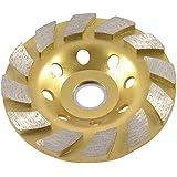 Sourcingmap a13052800ux0854 - Muela de rectificar, tipo diamante (9.9 cm)