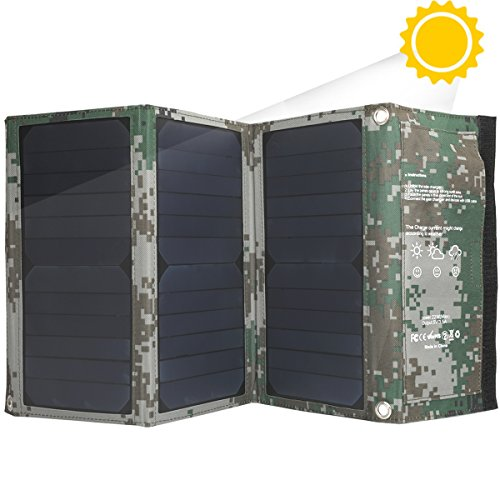 Solar Powered Ipad Charger - 9