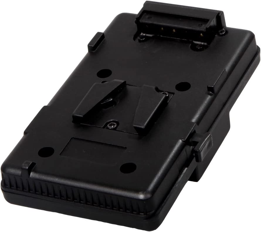 Andoer Gold Mount to V Mount Battery Adapter Plate Converter with D-tap Port for Panasonic Battery to Sony Camera S-GP-A