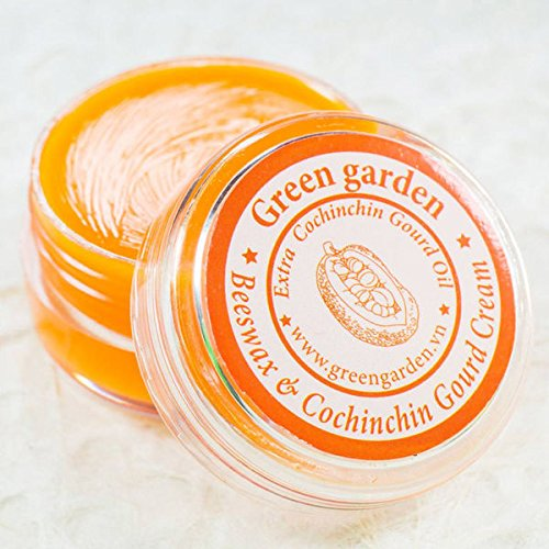 Green Garden Coconut Cream with Cochinchin Gourd - 1.1 Oz