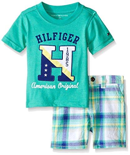 Tommy Hilfiger Heathered Jersey Shorts