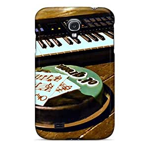 MarieFrancePitre Samsung Galaxy S4 Durable Cell-phone Hard Covers Customized Colorful Green Day Band Series [eMk15599ntkg]