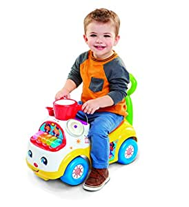 Fisher-Price 39988 Little People Ultimate Music Parade Ride-On ...