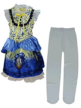 Ever After High Blondie Lockes Costume for Girls [610641] (8-10)