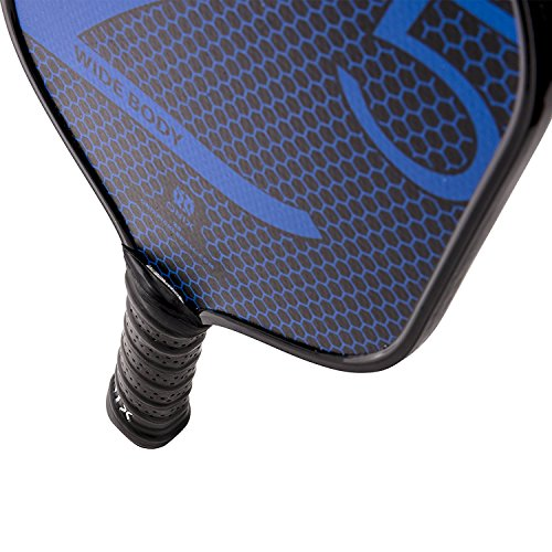 Onix Z5 Graphite Pickleball Paddle and Paddle Cover (Blue) || Gift Pack by Onix (Image #2)