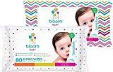 Baby : bloom BABY Sensitive Skin Unscented Hypoallergenic Baby Wipes, 640-Count