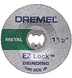 Dremel EZ541GR EZ Lock Grinding Wheel - Metal