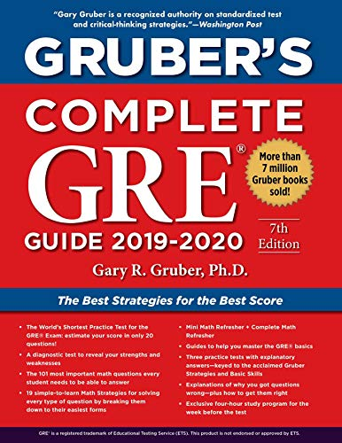 Best Gre Prep Book 2020.18 Best New Gre Books To Read In 2020 Bookauthority
