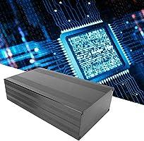 Caja de Enfriamiento de Aluminio de Tipo Dividido de Oxido Negro ...