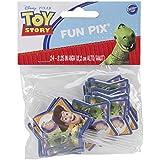 Wilton 2113-8081 Toy Story Fun Cupcake/Cake Fun Pix, 24-Pack