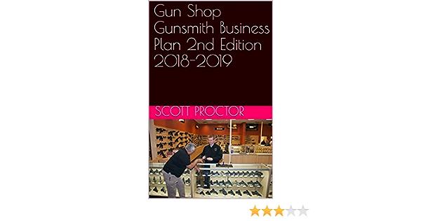 Sample business plan gunsmith write critical study essay