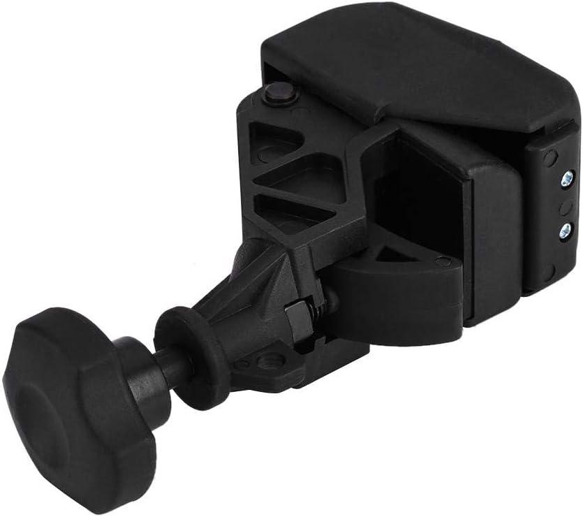 Akozon Tire Tool Changer Bead Clamp Drop Center Rim Clamp Heavy Duty Machine