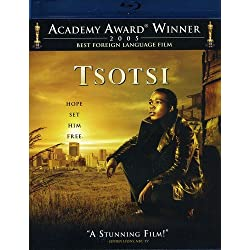 Tsotsi [Blu-ray]