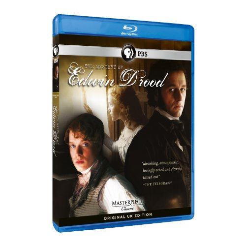 Masterpiece Classic: The Mystery of Edwin Drood [Blu-ray]