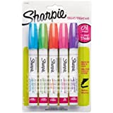 Sharpie Oil-Based Paint Markers, Medium Point, Assorted Fashion Colors (1770459) (2-Pack of 5)