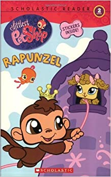 Rapunzel (Littlest Pet Shop) by Scholastic (2008-03-01)