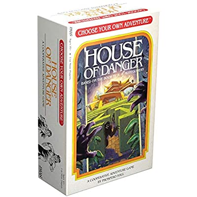 Choose Your Own Adventure: House of Danger: Toys & Games