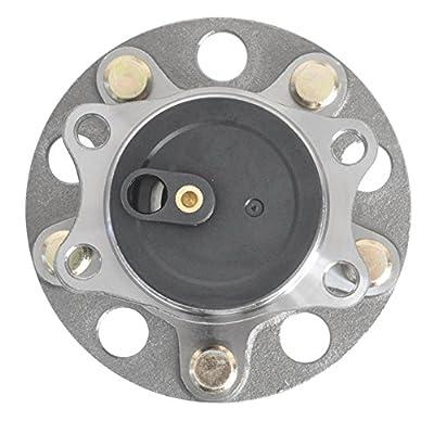 DRIVESTAR 512332 Rear Wheel Hubs & Bearings Assembly for Chrysler 200 2011 12 13 14/Sebring 2007-10, 2007-14 Dodge Avenger/07-12 Caliber/07-16 Compass/07-17 Patriot(w/ABS)(Pair): Automotive