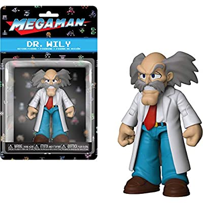 Funko 34821 Action Figure: Mega ManDr. Wily, Multicolor: Toys & Games