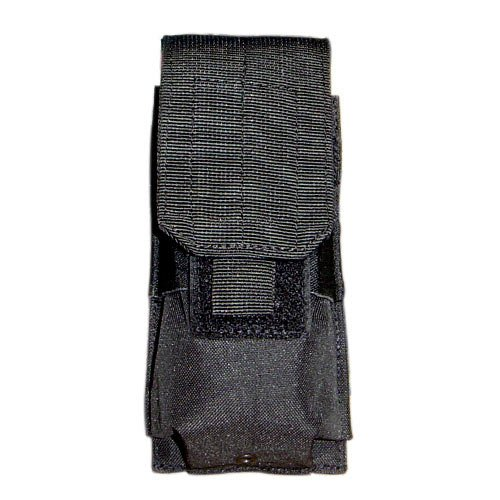 Condor MA5 Single M4 Mag Pouch (Closed Top) (Black)