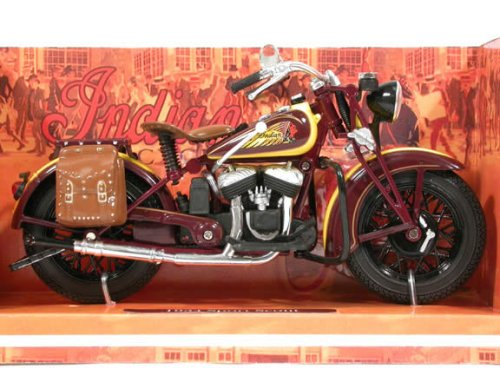 Review Indian 1934 Sport Scout