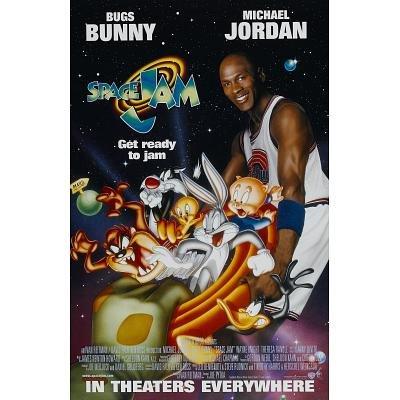 Space Jam Poster Movie F Michael Jordan Bill Murray Wayne Knight Theresa Randle MasterPoster