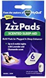 ZzzPads Scented Sleep-Aid Refill Pads for ZzzQuill Plugged in...
