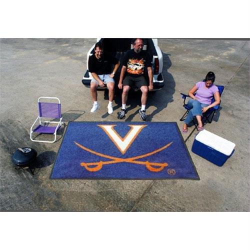 Fanmats Virginia Cavaliers - Football Rug Virginia Cavaliers