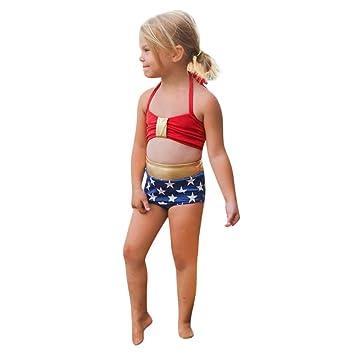 Luggage & Bags 2019 Network Fashion Girl Summer Swimwear Cotton Dots Bowknot 3pcs Beachwear Bathing Swimsuit Toddler Girl Swimming Swimsuit