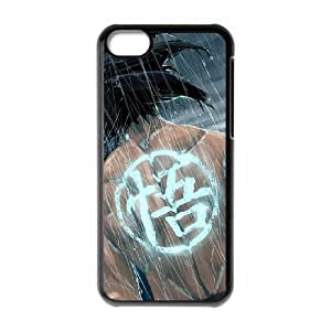 IPhone 5C Phone Case for Dragon Ball Z pattern design GDBZQ681571