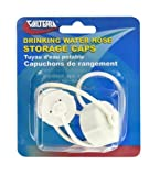 Outdoor Valterra A0171VP White Carded Drinking Water Hose Storage Cap, Model: A0171VP, Garden Store, Repair & Hardware
