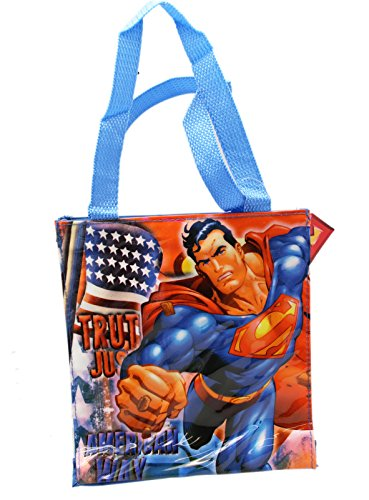 Justice Way And Truth Superman The American - DC Comics Superman Truth and Justice the American Way Mini Kids Tote