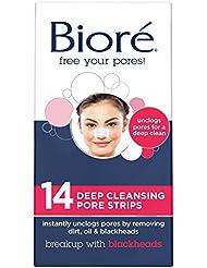 Bioré Deep Cleansing Pore Strips (14 Count)