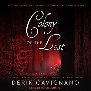 Colony of the Lost Audiobook