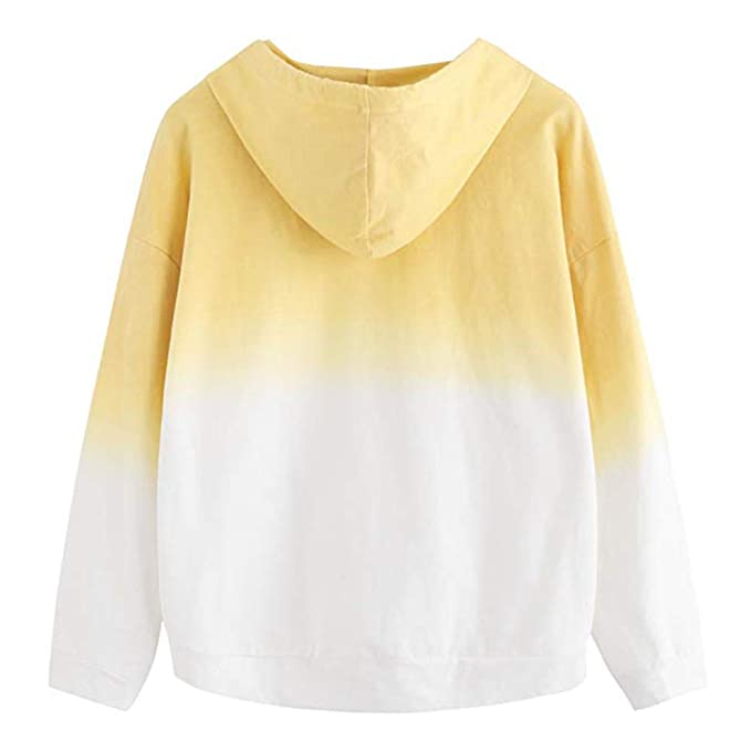 ... 2018 Otoño Impresión Mujer Sudadera, Sudaderas con Capucha Cortas para Mujer Camisetas Mujer Blusa Tops Sudadera: Amazon.es: Ropa y accesorios