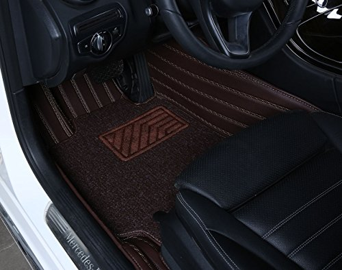 Auto mall All-Weather Custom Fit Two-layer Front and Rear Floor Mats for Lexus CT 2011-2018 - - Mall Ct