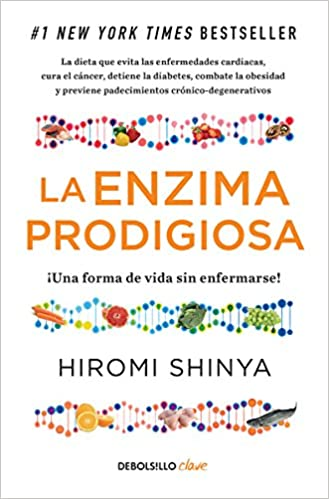 La enzima prodigiosa/The prodigious enzyme: Amazon.es ...