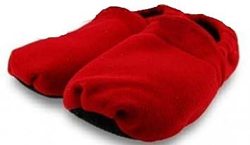 Pantuflas para microondas