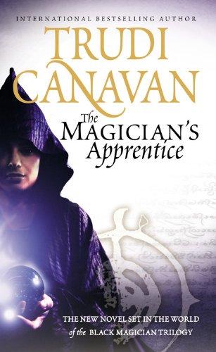 Read Online The Magician's Apprentice pdf