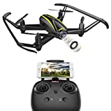 DROCON U31W Navigator FPV Drone for Beginners with 2MP HD WI-FI Camera RC...