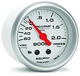 "AUTO METER 3987-M Sport-Comp 3-3/8"" 190 KPH"