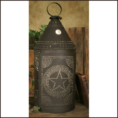 Tin Star Patio Lights